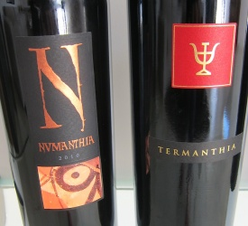 numanthia bottles