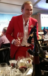 Jean Charles Boisset of Boisset Family Wines.