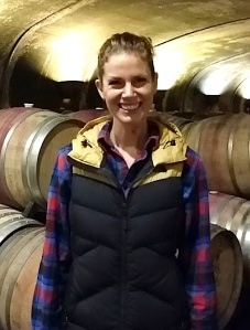 Associate Winemaker Tracey Kendall